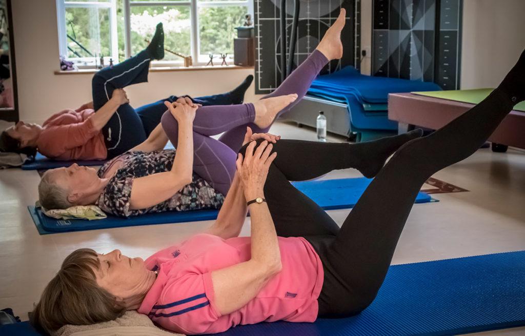 September – December timetable 2018 – Pilates & Yoga